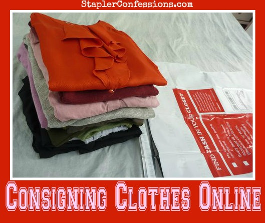 Consigning clothes online is the quickest and easiest way to cash out your closet. Find out how much I got paid for this pile of clothes.