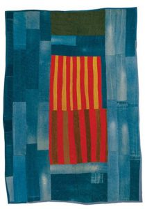 Anne May Young QUIlt 1974