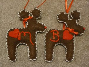 M and B Reindeer
