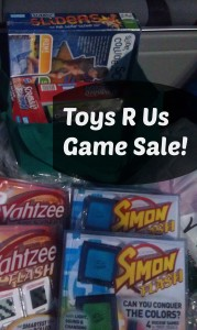 Toys R Us Game Sale Gift Closet Inventory