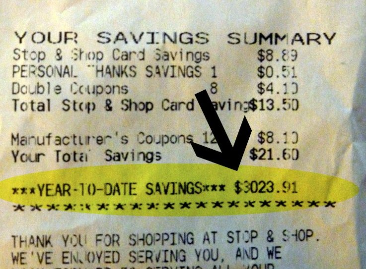 2013 Stop & Shop Savings
