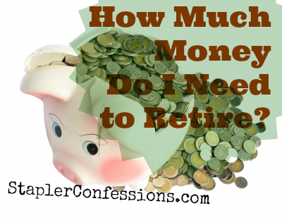 How Much Money Do You Need to Retire? The answer might surprise you.