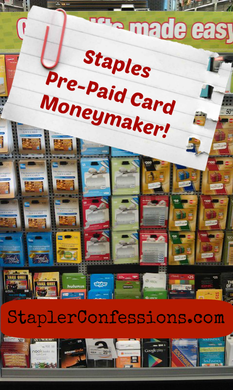 Pre-Paid Card Moneymaker!