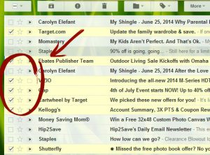"""It only take 5 minutes to save time and money with Gmail's """"filter"""" feature. Here's how."""