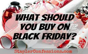 What Should You Buy on Black Friday