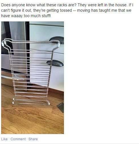 Microwave Racks