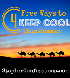 4 free ways to keep cool this summer