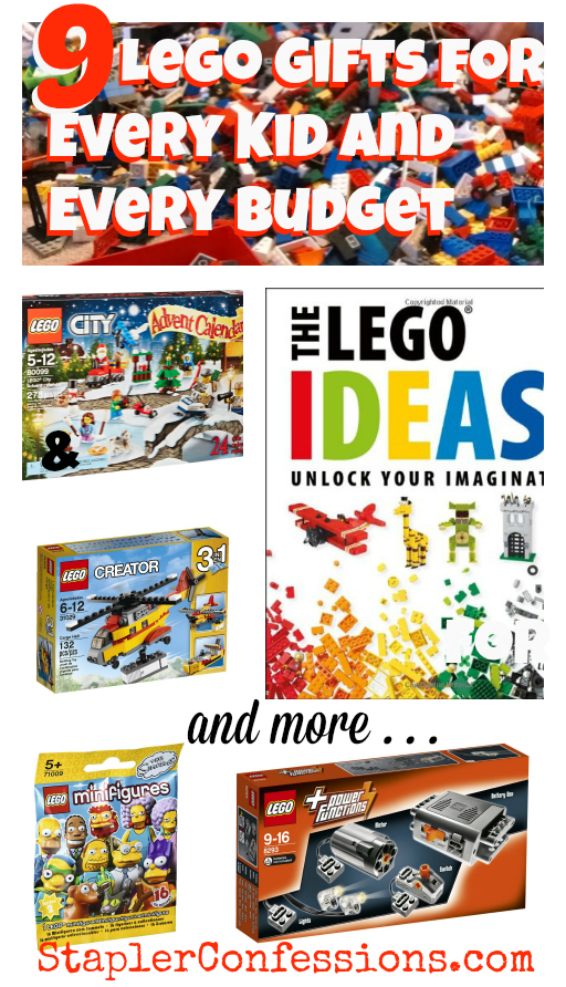 9 Lego Gifts for Every Kid and Every Budget