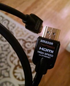 A $6 HDMI cable is all it takes to stream online content to your television. #cutcable