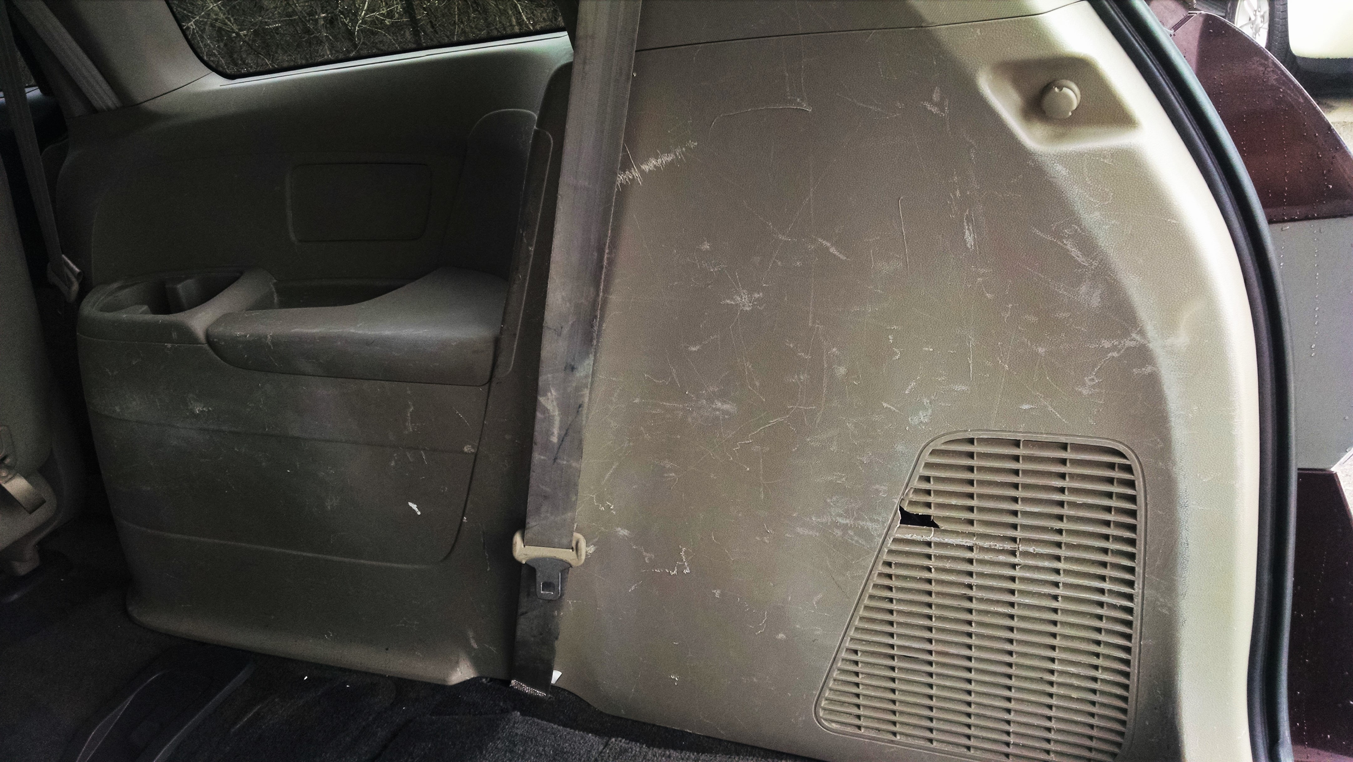 Why I drive a dented car